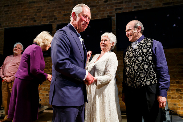 David Suchet「The Prince Of Wales & Duchess Of Cornwall Mark 400th Anniversary Of Shakespeare's Death」:写真・画像(1)[壁紙.com]