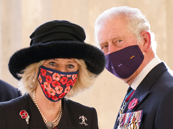 Camilla - Duchess of Cornwall「Prince Charles And Camilla Visit Berlin On National Day of Mourning」:写真・画像(11)[壁紙.com]