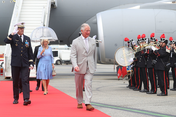 Nice Côte d'Azur Airport「Prince Of Wales And Duchess Of Cornwall Visit Greece」:写真・画像(16)[壁紙.com]