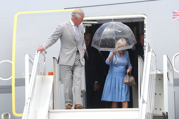 Nice Côte d'Azur Airport「Prince Of Wales And Duchess Of Cornwall Visit Greece」:写真・画像(18)[壁紙.com]