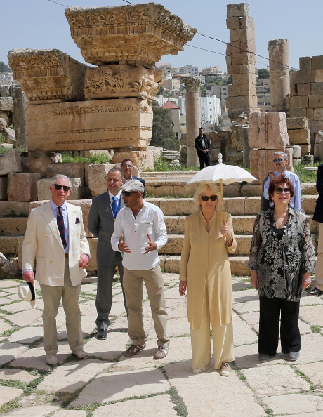 Classical Style「Prince Charles And The Duchess Of Cornwall Visit Jordan - Day 3」:写真・画像(17)[壁紙.com]