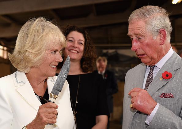 Camilla - Duchess of Cornwall「The Prince Of Wales & Duchess Of Cornwall Visit Australia - Day 1」:写真・画像(8)[壁紙.com]