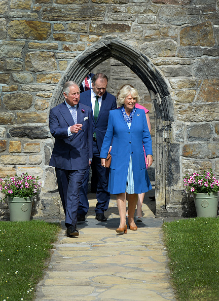 Charles McQuillan「The Prince Of Wales And Duchess Of Cornwall Visit Ireland」:写真・画像(5)[壁紙.com]