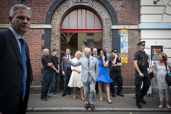 Annual Event「The Prince Of Wales And Duchess Of Cornwall Visit Devon And Cornwall - Day 2」:写真・画像(3)[壁紙.com]