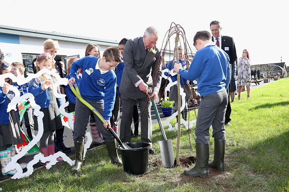 Social Issues「The Prince Of Wales Visits Wales」:写真・画像(6)[壁紙.com]