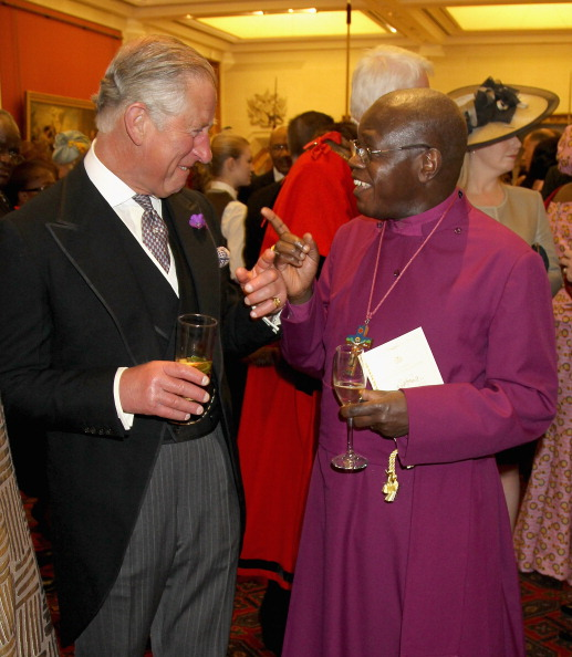 John Sentamu「Diamond Jubilee - Queen Elizabeth II Attends Reception At Guildhall」:写真・画像(17)[壁紙.com]