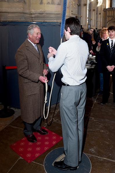 Eamonn M「The Prince Of Wales Visits Lincolnshire」:写真・画像(8)[壁紙.com]