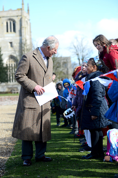 Eamonn M「The Prince Of Wales Visits Lincolnshire」:写真・画像(6)[壁紙.com]