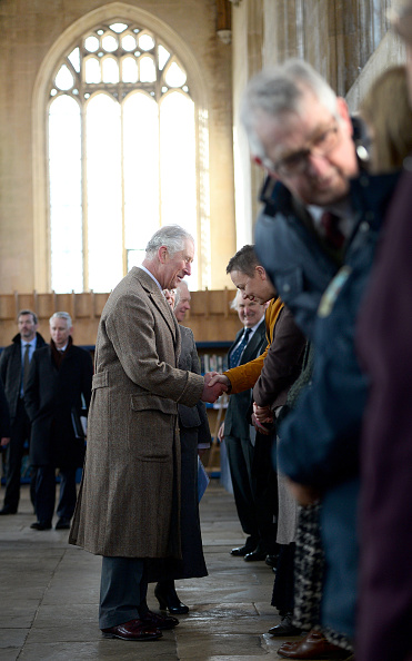 Eamonn M「The Prince Of Wales Visits Lincolnshire」:写真・画像(1)[壁紙.com]