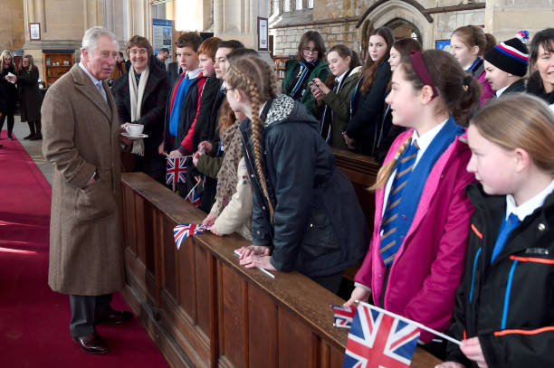 The Prince Of Wales Visits Lincolnshire:ニュース(壁紙.com)