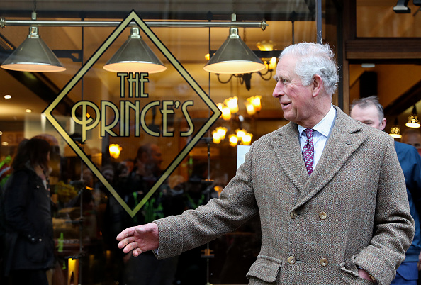 Effort「The Prince Of Wales Undertakes Engagements In Wales」:写真・画像(17)[壁紙.com]