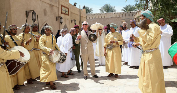 Prince Charles And The Duchess Of Cornwall Visit Middle East - Day 8:ニュース(壁紙.com)