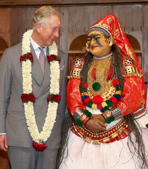 Tradition「The Prince Of Wales And Duchess Of Cornwall Visit India - Day 6」:写真・画像(7)[壁紙.com]