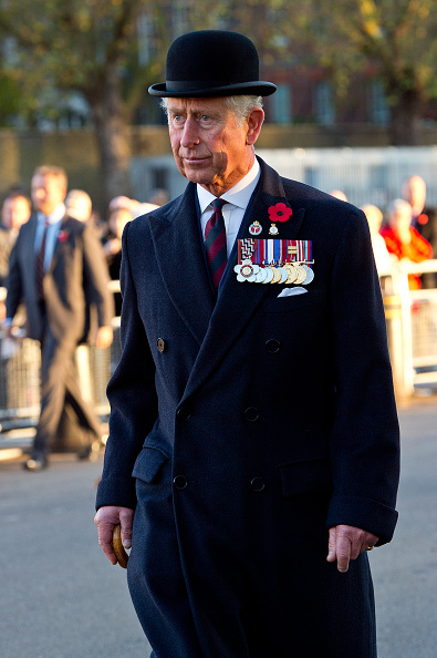 British Royalty「Prince Charles, Prince of Wales Attends The Welsh Guards Regimental Remembrance Sunday」:写真・画像(14)[壁紙.com]