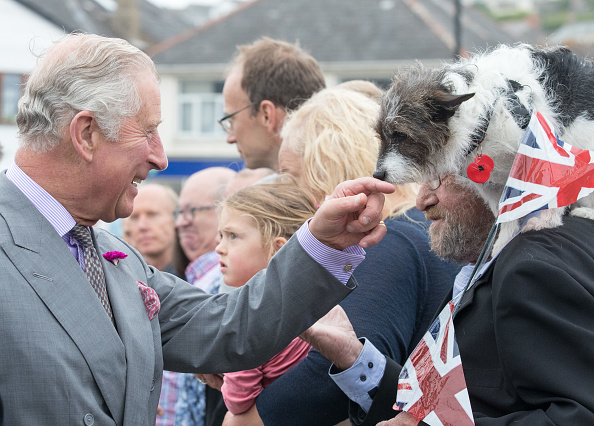 Annual Event「The Prince Of Wales And Duchess Of Cornwall Visit Devon And Cornwall - Day 1」:写真・画像(6)[壁紙.com]