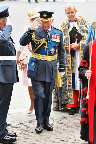 100th Anniversary「Members Of The Royal Family Attend Events To Mark The Centenary Of The RAF」:写真・画像(14)[壁紙.com]