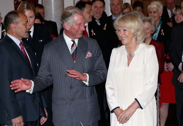 Sweet Food「The Prince Of Wales And Duchess Of Cornwall Visit New Zealand - Day 5」:写真・画像(14)[壁紙.com]