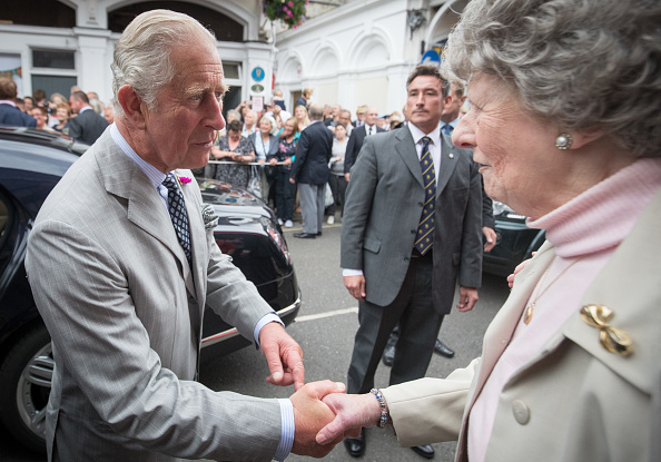 Annual Event「The Prince Of Wales And Duchess Of Cornwall Visit Devon And Cornwall - Day 2」:写真・画像(4)[壁紙.com]