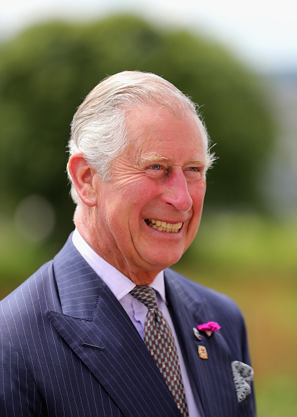 Smiling「Prince Of Wales & Duchess Of Cornwall's Annual Summer Visit To Wales」:写真・画像(18)[壁紙.com]