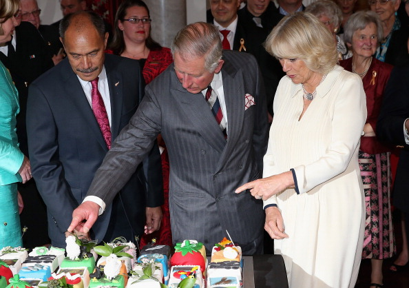 Sweet Food「The Prince Of Wales And Duchess Of Cornwall Visit New Zealand - Day 5」:写真・画像(3)[壁紙.com]