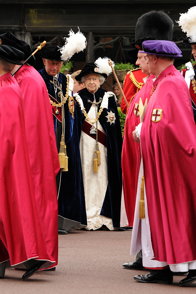 Eamonn M「The Order Of The Garter Service」:写真・画像(12)[壁紙.com]