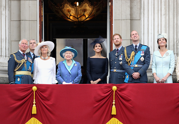 Royalty「Members Of The Royal Family Attend Events To Mark The Centenary Of The RAF」:写真・画像(13)[壁紙.com]