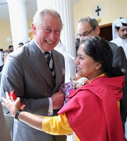 Epiphany Prince「Prince Charles Visits Qatar - Day 3」:写真・画像(0)[壁紙.com]