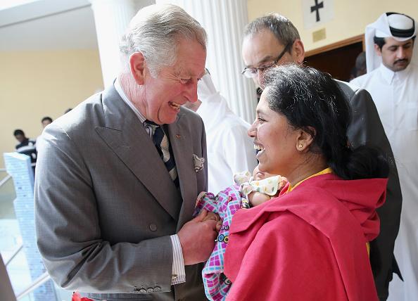 Epiphany Prince「Prince Charles Visits Qatar - Day 3」:写真・画像(1)[壁紙.com]
