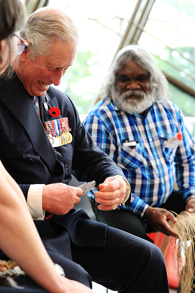 Three Quarter Length「The Prince Of Wales & Duchess Of Cornwall Visit Australia - Day 2」:写真・画像(7)[壁紙.com]