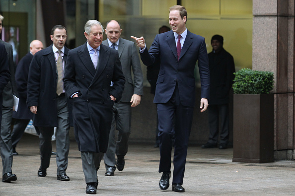Caritas Internationalis Charity Day「Prince Charles And Prince William Attend The Annual ICAP Charity Day」:写真・画像(11)[壁紙.com]