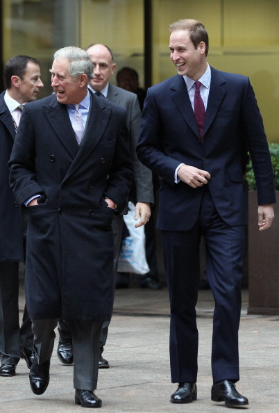 Caritas Internationalis Charity Day「Prince Charles And Prince William Attend The Annual ICAP Charity Day」:写真・画像(12)[壁紙.com]