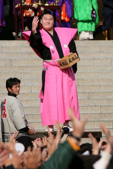 Setsubun「Japan Celebrates The Coming Of Spring With The Bean-Scattering Ceremony」:写真・画像(9)[壁紙.com]