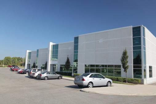 Parking Lot「Modern Everyday Industry Building」:スマホ壁紙(19)
