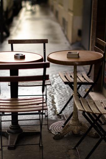 France「Parisian Cafe Table」:スマホ壁紙(14)