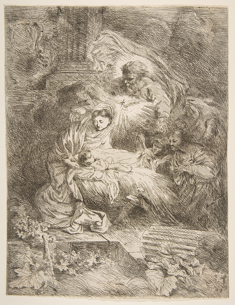 Trough「God The Father Observing The Virgin And Child」:写真・画像(16)[壁紙.com]