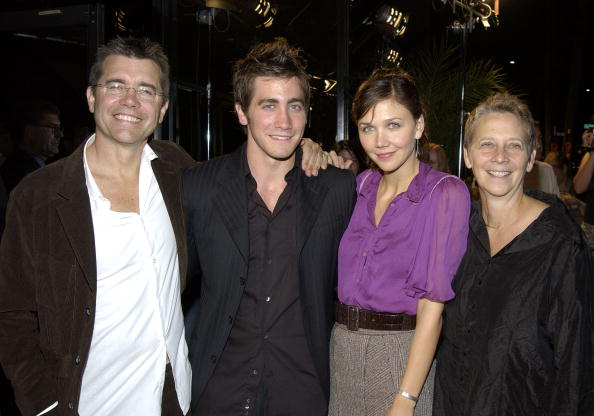 Beverly Hills - California「Gyllenhaals At Moonlight Mile Screening」:写真・画像(1)[壁紙.com]