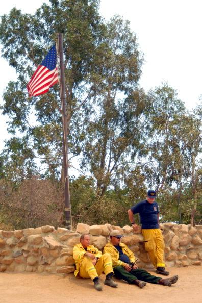 Wilderness Area「Escalating California Wildfire Threatens San Bernardino Forest」:写真・画像(19)[壁紙.com]