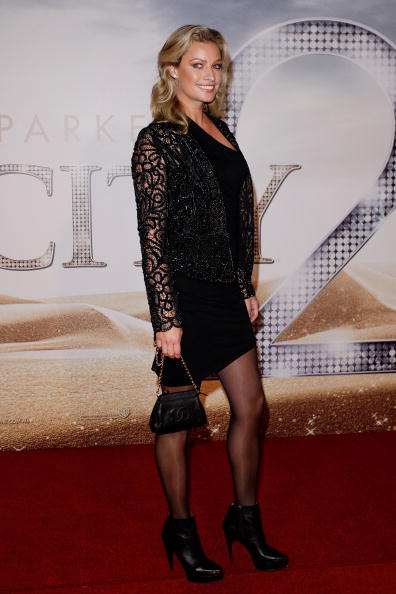"Kristy Hinze「""Sex And The City 2"" Sydney Premiere」:写真・画像(10)[壁紙.com]"