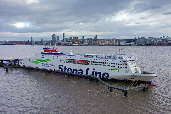 Ferry「Ferry Operator Calls For 'Pragmatic' Post-Brexit Customs Solution」:写真・画像(6)[壁紙.com]