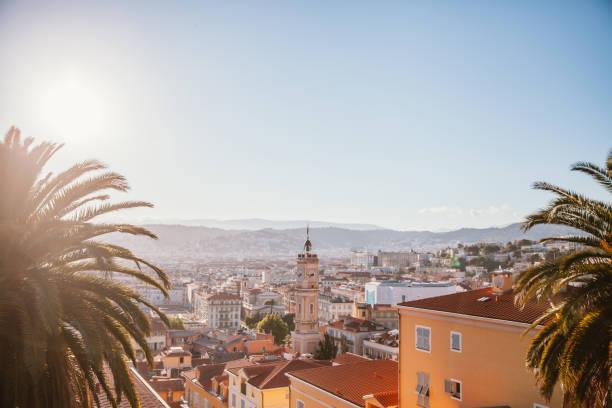Panoramic View of Nice:スマホ壁紙(壁紙.com)