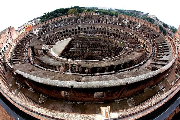 Franco Origlia「Coliseum Newly Opened Areas Press Preview」:写真・画像(9)[壁紙.com]