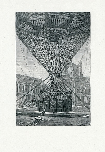 Passenger Boarding Bridge「Panoramic Viewing Platform Using A Hot Air Balloon」:写真・画像(10)[壁紙.com]