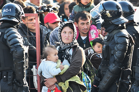 Slovenia「Migrants Cross Into Slovenia」:写真・画像(10)[壁紙.com]