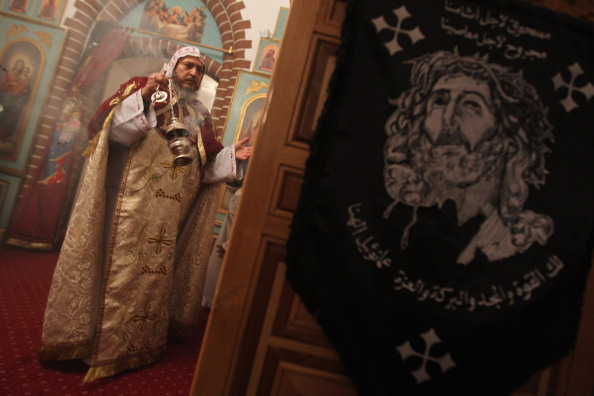 Place of Worship「Coptic Christians Celebrate Christmas」:写真・画像(18)[壁紙.com]