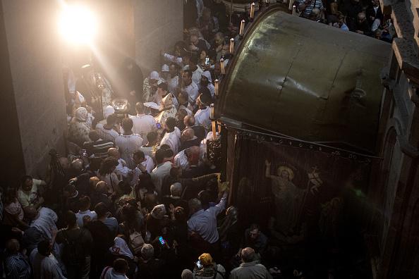 Old Town「Easter Celebrations in Jerusalem」:写真・画像(17)[壁紙.com]