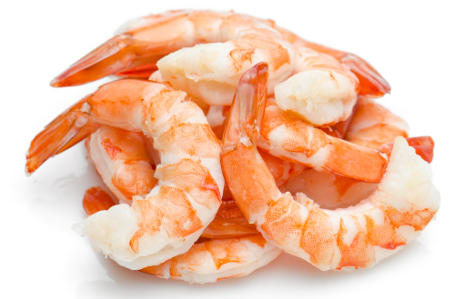 Steamed「Heap of shrimps」:スマホ壁紙(1)