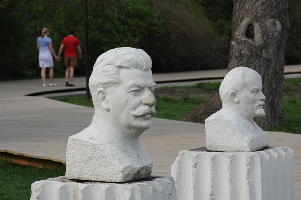 Monument「Muzeon Sculpture Park In Moscow」:写真・画像(14)[壁紙.com]