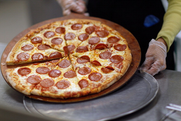 Pizza「Congress Allows Pizza To Be Considered Vegetable In School Lunches」:写真・画像(17)[壁紙.com]