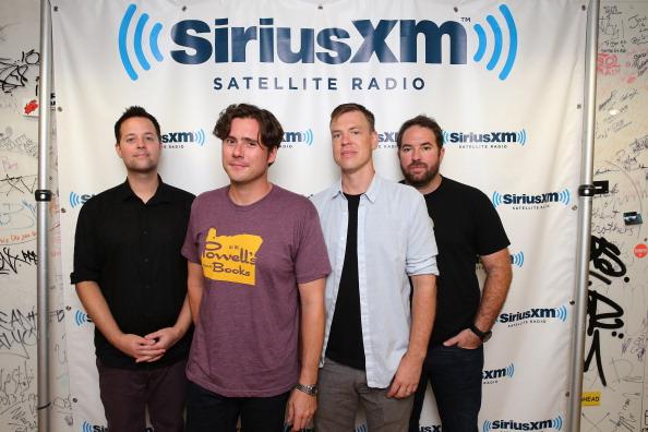SIRIUS XM Radio「Celebrities Visit SiriusXM Studios - August 8, 2013」:写真・画像(6)[壁紙.com]