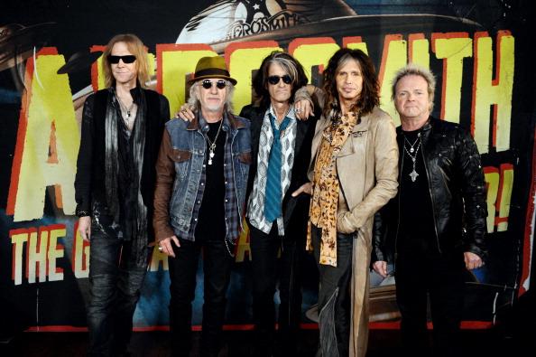 Aerosmith「Aerosmith Press Junket」:写真・画像(3)[壁紙.com]